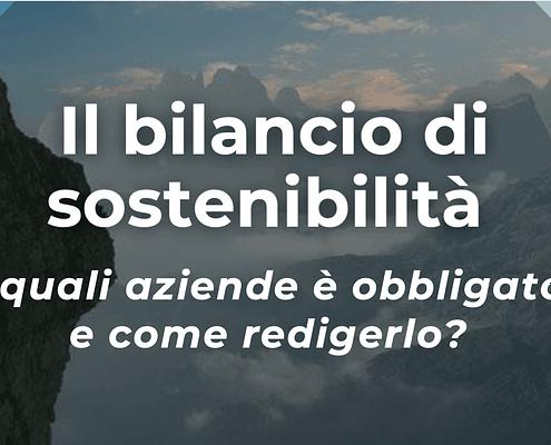 Bilancio di Sostenibilità: cos'è e come redigerlo