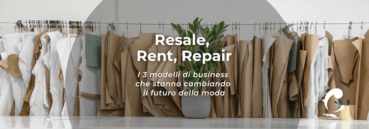 Resale, Rental and Repair