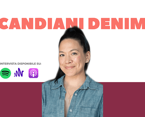 Danielle Arzaga, sustainability manager di Candiani Denim