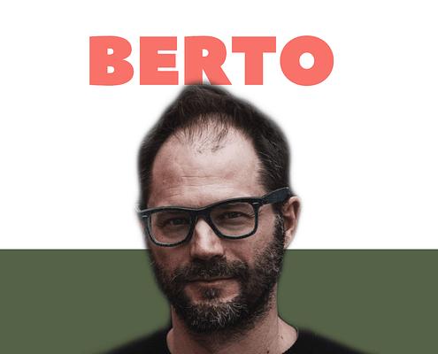 Flavio Berto, CEO of Berto Industria Tessile