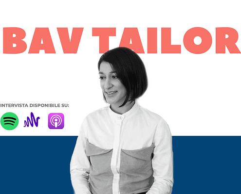 Bav Tailor, founder dell'omonimo brand