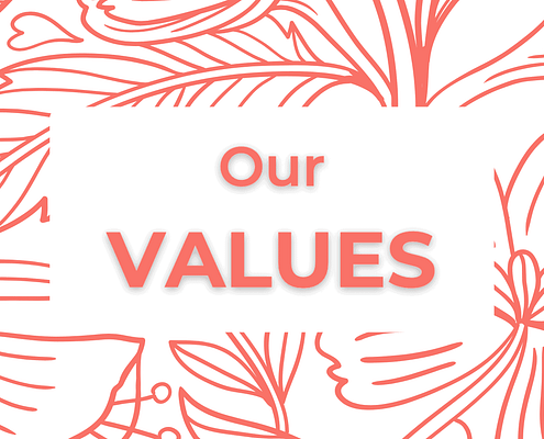Our values activating business through sustainability
