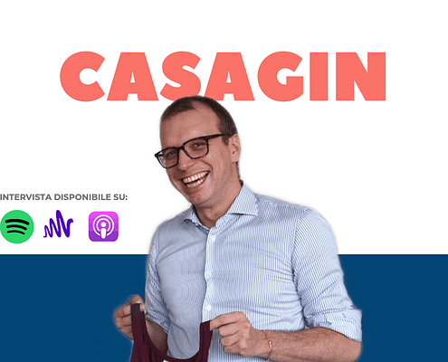 Matteo Donolato, Marketing&Sales Manager di CasaGIN