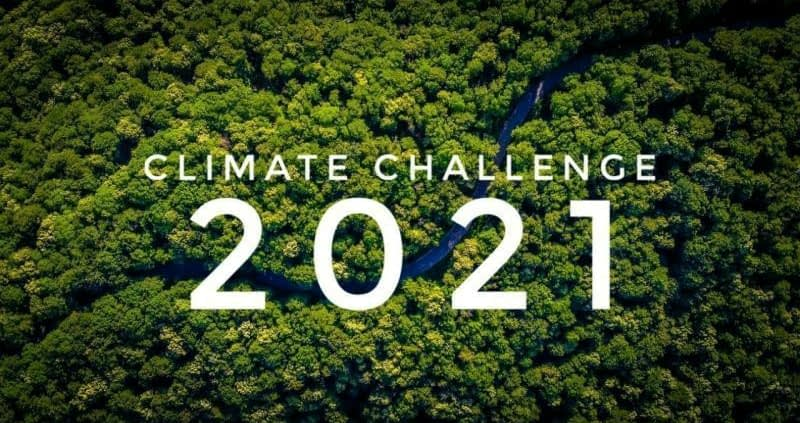climate challenge 2021