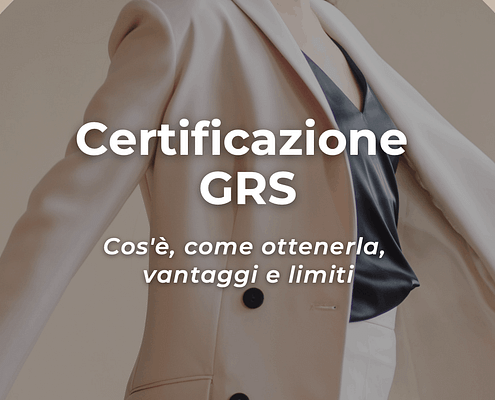 Certificazione GRS