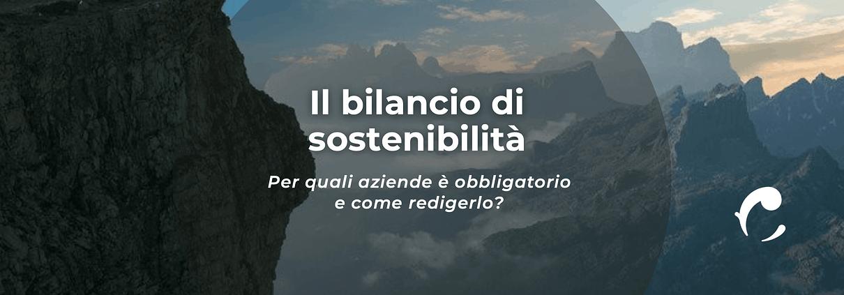 Il bilancio di sostenibilità